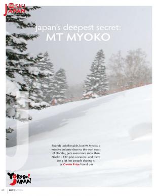 My Myoko